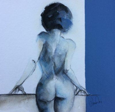 Bleu d'hiver