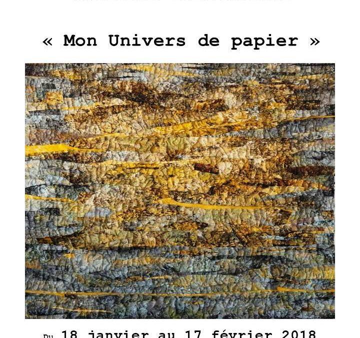 Mon Univers de papier