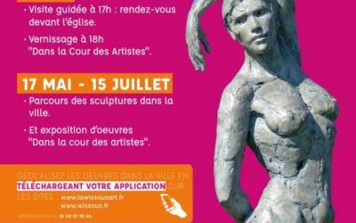 4éme Exposition de sculptures monumentales