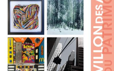 """2ème édition du Salon """"Petits Formats pour Grand Art"""""""