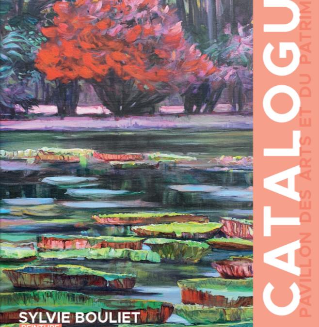 Catalogue de l'exposition « Architectures » – Sylvie Bouliet