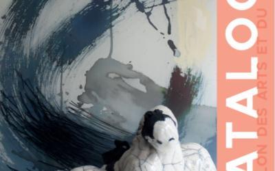 Catalogue de l'exposition « Fil sur noir » – Tanya Angelova & Laurence Schlimm